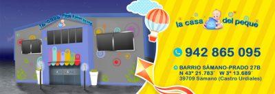 Bienvenidos a la nueva web de La Casa del Peque: tu tienda de bebés en Cantabria y Vizcaya