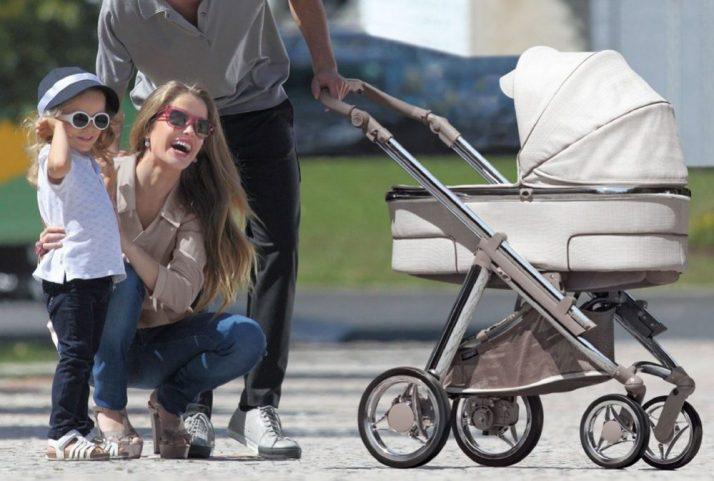 5 consejos para elegir el cochecito de tu bebé