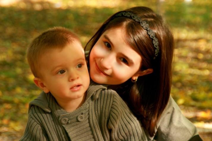 Un niño que sea alérgico no tiene por qué tener un hermano que también lo sea