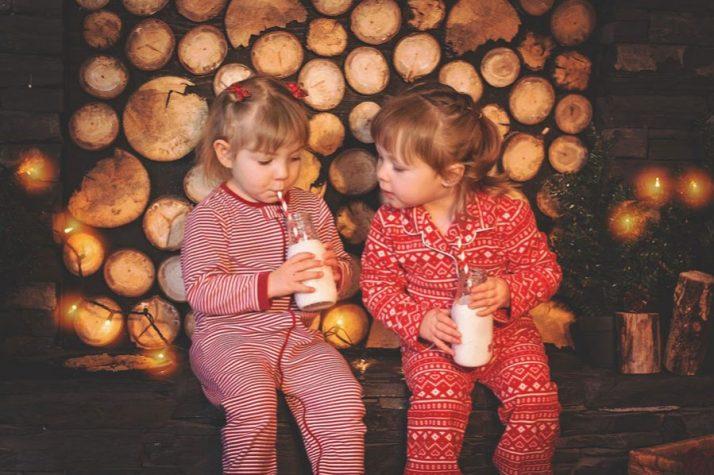 La leche ayuda a elevar los niveles de vitamina D en los niños