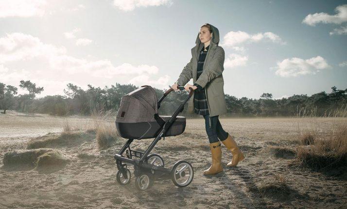 Mutsy, una de las principales marcas de cochecitos para bebés