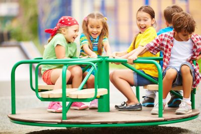 Consejos para prevenir las caídas de los niños