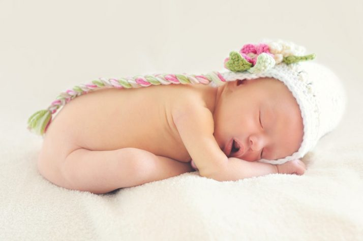 ¿Cuánto tiempo debe dormir un bebé?