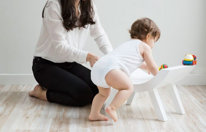 Así se desarrolla un bebé durante sus 18 primeros meses de vida