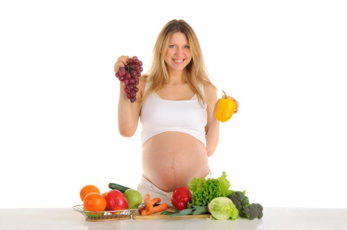 Qué dieta es más adecuada para ti y tu bebé durante el embarazo