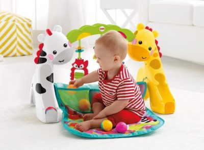 Juguetes para bebés y niños pequeños: Elige los más apropiados para cada edad