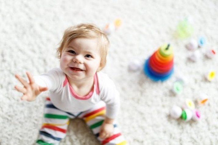 Consejos para que tu bebé de entre 1 y 2 años se sienta más seguro