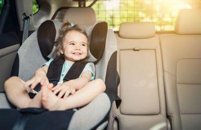 Consejos para la silla del coche