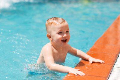Enseña a nadar a tu bebé