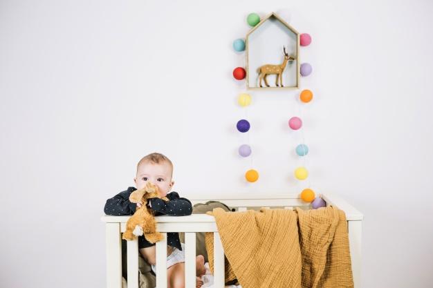 Consejos para escoger la cuna de tu bebe