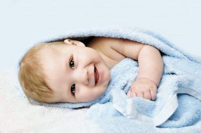 Imprescindibles para el aseo del bebé