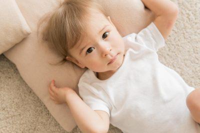 ¿Cuándo empezar a usar la almohada para tu bebé?