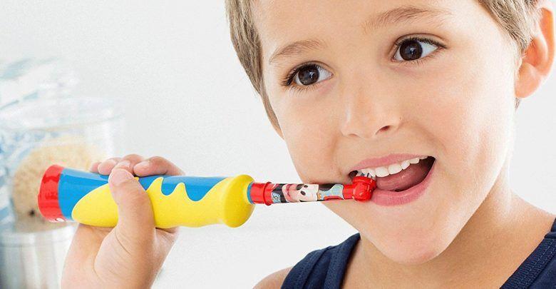 Cepillos eléctricos para niños ¿Acierto o error?