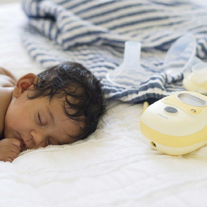 Lactancia materna con Medela