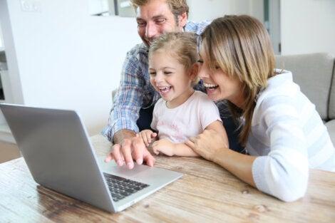 Cuentacuentos en línea para tu bebé