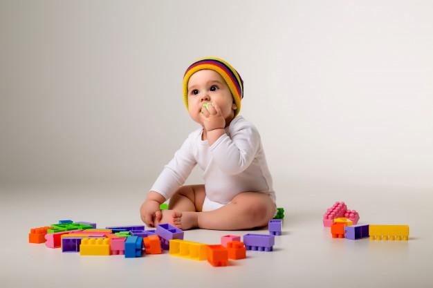 Cómo estimular la creatividad de tu bebé