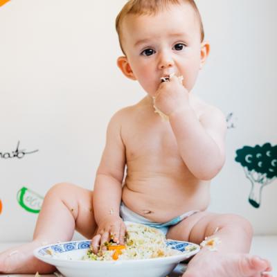 Baby Led Weaning, una nueva forma de alimentar a los bebés