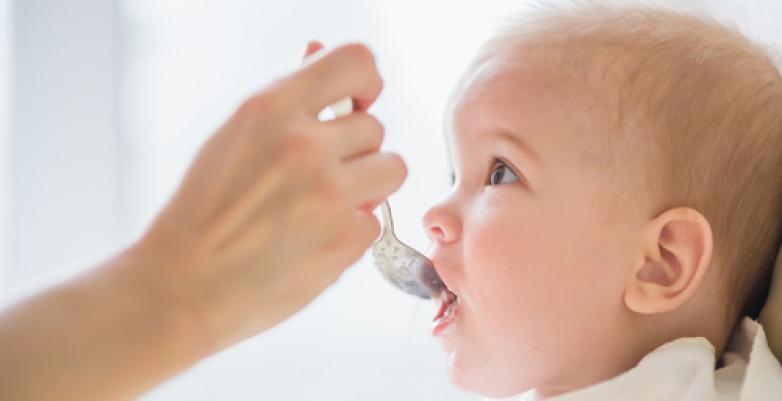 Claves de alimentación del bebé