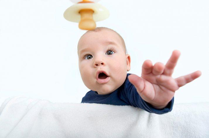 Consejos para quitar el chupete a tu bebé