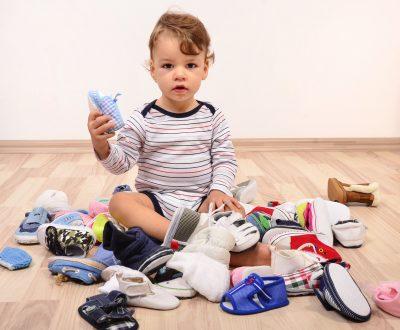 Cómo escoger bien el calzado de mi hijo