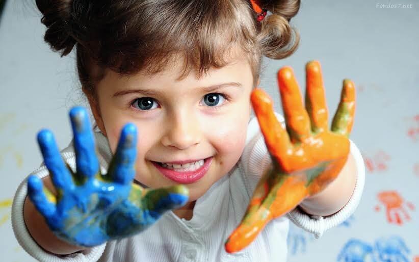 Los juegos que desarrollan la creatividad de tu hijo