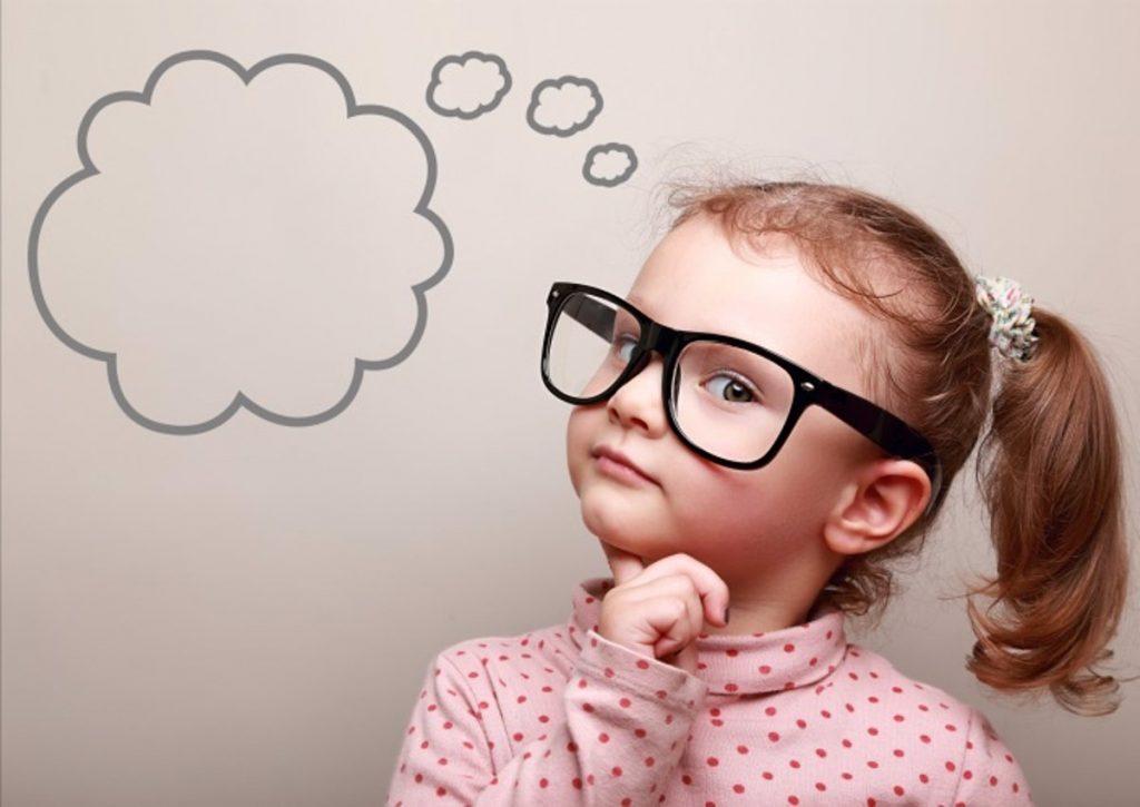 ¿Qué saber sobre el pensamiento de los niños?
