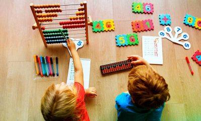 Los juegos con los que más aprenden los niños